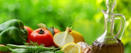 Alimentos vivos, para viver melhor!