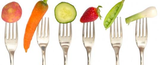 Simplicidade e diversidade de alimentos.