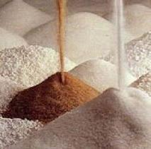 Açúcar mascavo X refinado