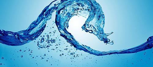 Agua misteriosa